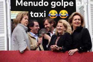Feliz día del Taxista
