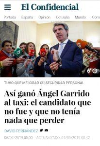 La Quinta Calumnia - Basurero PolíticoPues nada, resulta que hoy ha saltado la noticia de que el hijo de un diputado del PP de la Asamblea de la Comunidad de Madrid es socio de uno de los mayores floteros de las vtc de España.