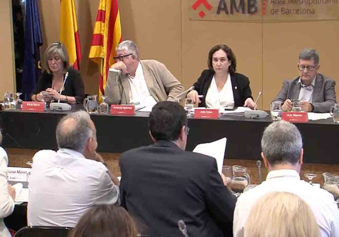 El TSJC deniega las cautelares al reglamento del AMB