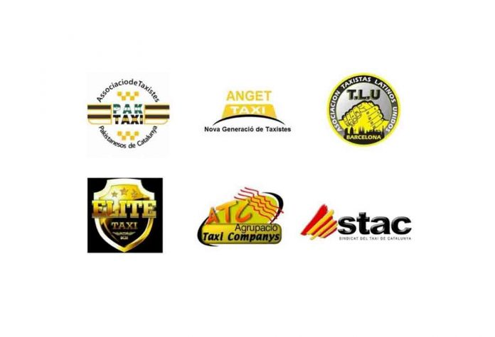 Comunicado de las Asociaciones del Taxi del AMB