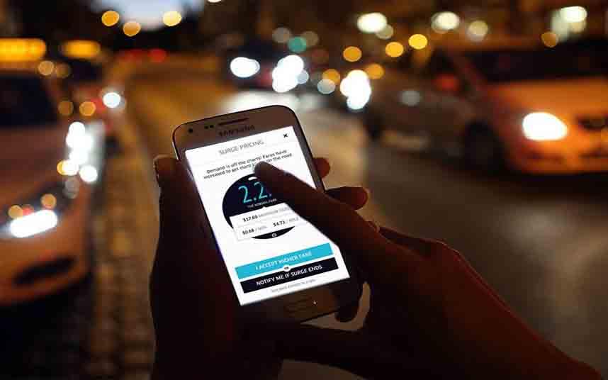 Uber se enfrenta a demandas en todo el mundo por presuntos fraudes en sus tarifas