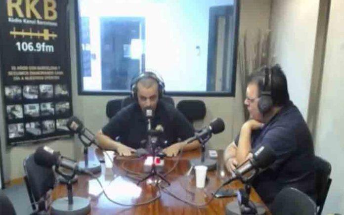 Tito y Patxi en El Avispero - 22 de Noviembre 2019